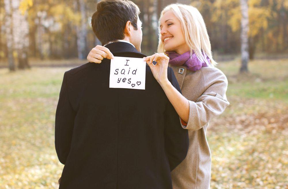 Namensaenderung zur Hochzeit