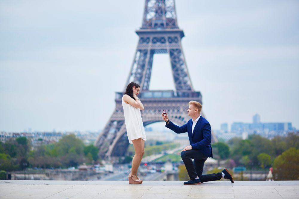 Ideen für Heiratsanträge - Willst Du mich heiraten