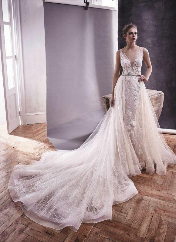 Enzoani Brautkleider Hochzeitskleider Kollektionen Hochzeit De