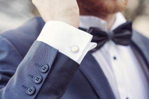 Accessoires für den Bräutigam