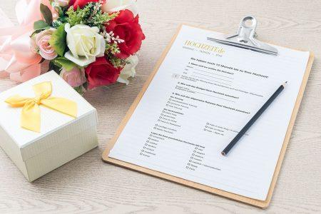 01 HOCHZEIT.de Ratgeber Vor der Hochzeit Hochzeitsplanung  509704911 2018 02