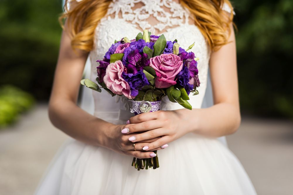 Brader S Floristikwerkstatt Romantische Hochzeit