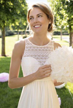 Hochzeitskleider Fur Schwangere Umstandsbrautmode