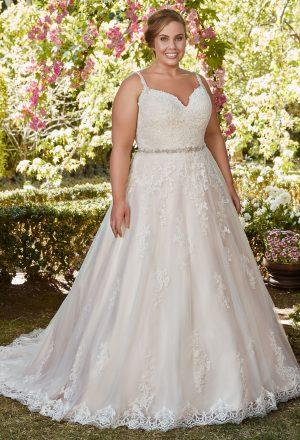 Brautkleider Fur Mollige Brautkleider Xxl Hochzeit De