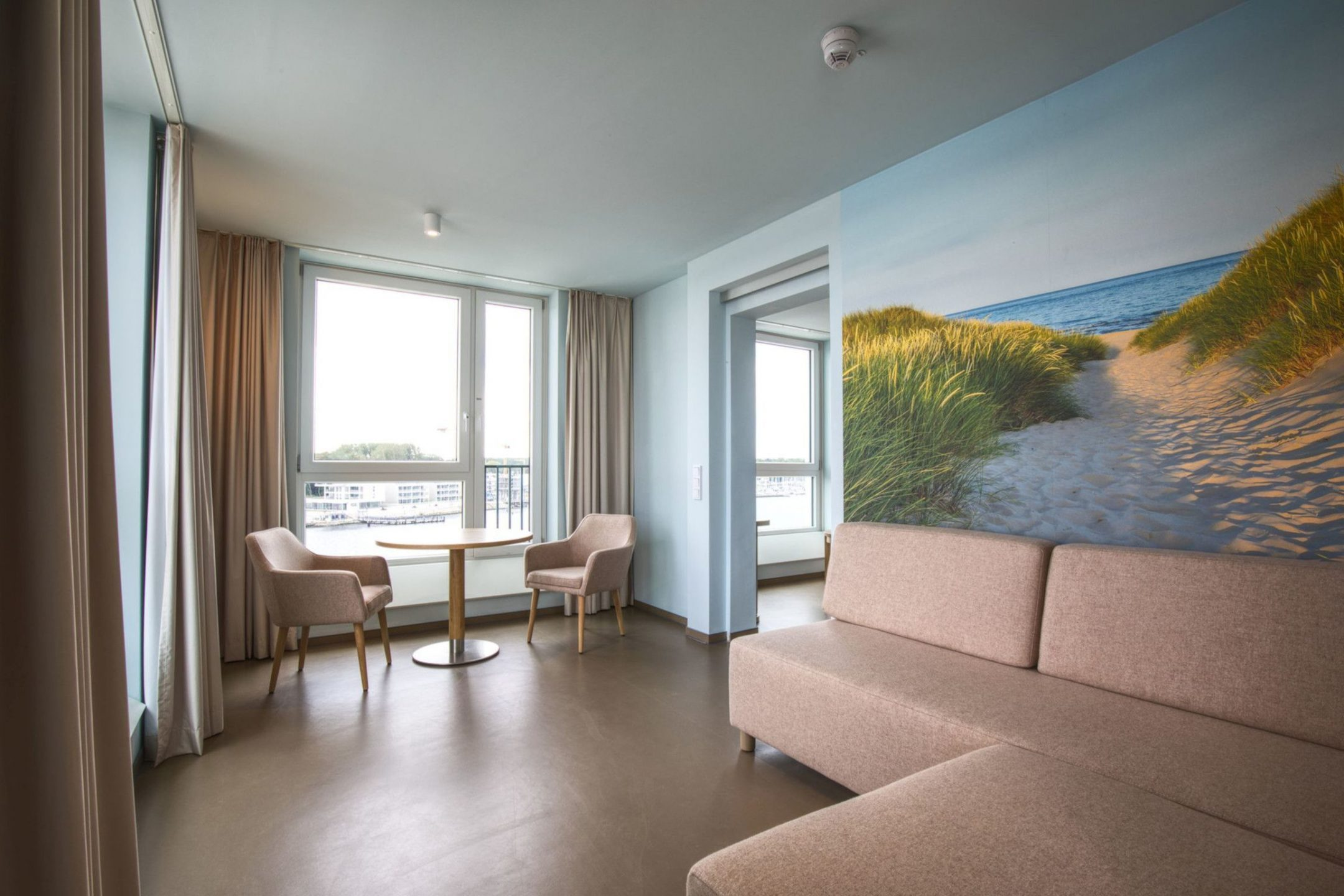 Aja travem nde das resort for Aja resort warnemunde suite